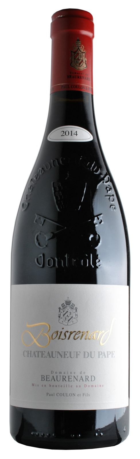 Domaine de Beaurenard Chateauneuf du Pape Cuvee Boisrenard 2015, 3L (WS97) from The BPW - Merchants of rare and fine wines.