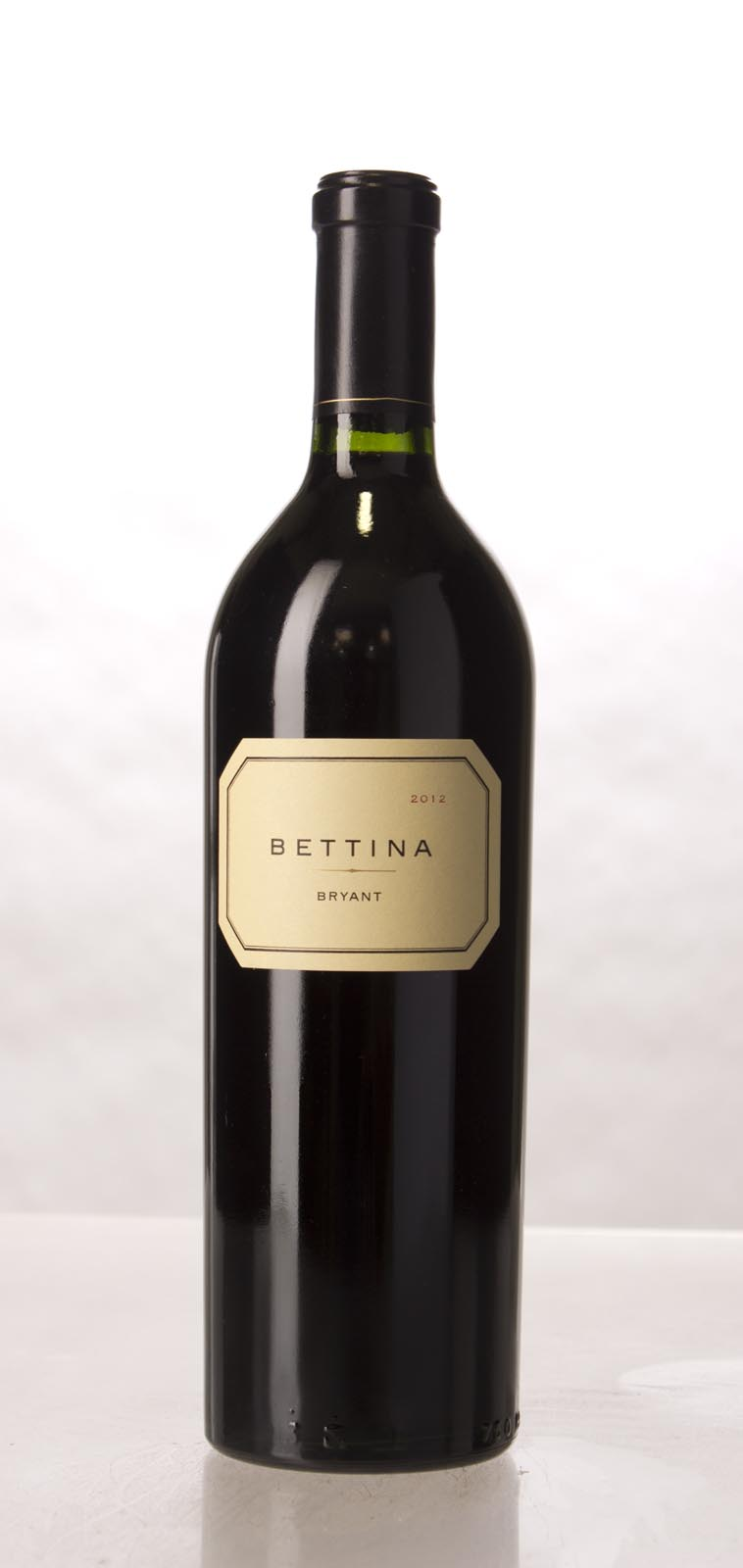 Bryant Family Vineyard Proprietary Red Bettina Bryant 2012, 750mL (WA96, VN94, JS96, WS94) from The BPW - Merchants of rare and fine wines.