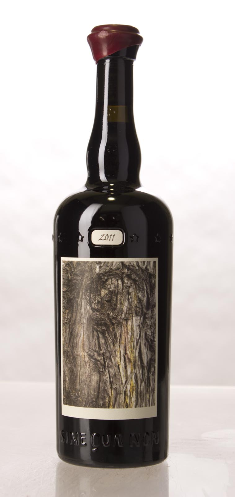 Sine Qua Non Syrah Patine Eleven Confessions Vineyard 2011, 750mL (WA98, VN96) from The BPW - Merchants of rare and fine wines.