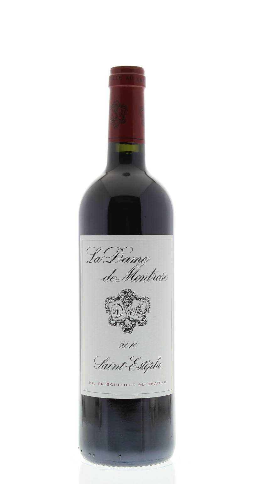 La Dame de Montrose 2010,  (JS93, WA94) from The BPW - Merchants of rare and fine wines.