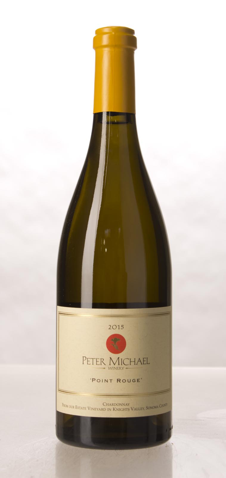 Peter Michael Winery Chardonnay Point Rouge 2015, 750mL (WA100) from The BPW - Merchants of rare and fine wines.
