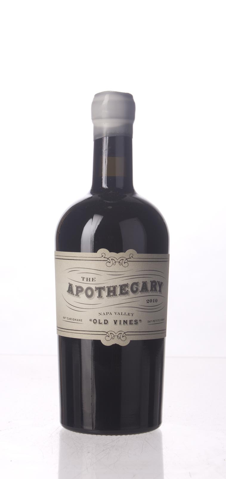 Relic Proprietary Red Apothecary Old Vines 2010, 750mL () from The BPW - Merchants of rare and fine wines.