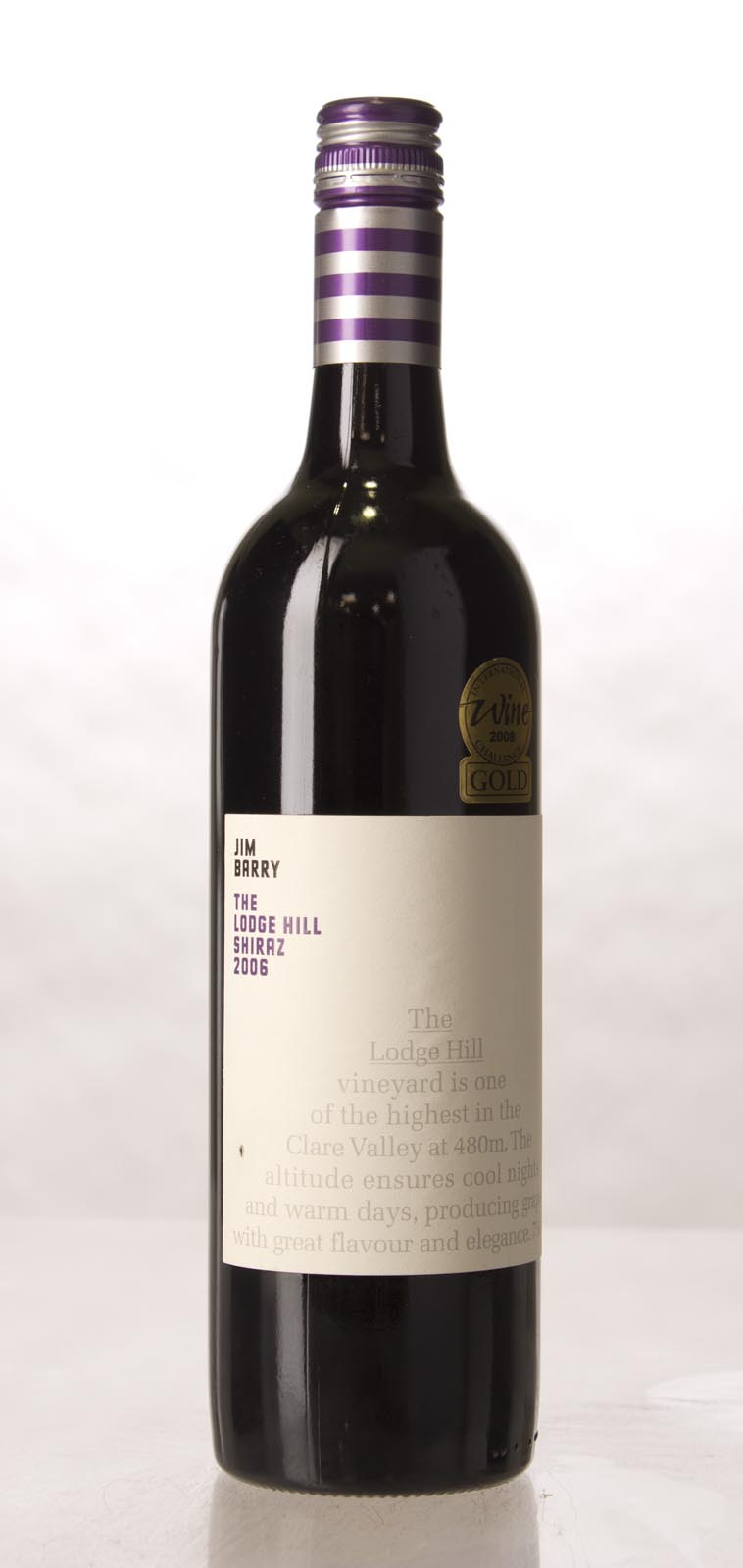 Jim Barry Shiraz The Lodge Hill 2006, 750mL (WA90, WS91) from The BPW - Merchants of rare and fine wines.