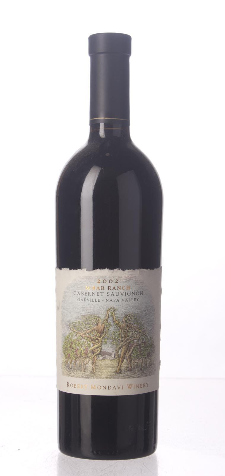 Robert Mondavi Cabernet Sauvignon M Bar 2002, 750mL (WA93) from The BPW - Merchants of rare and fine wines.