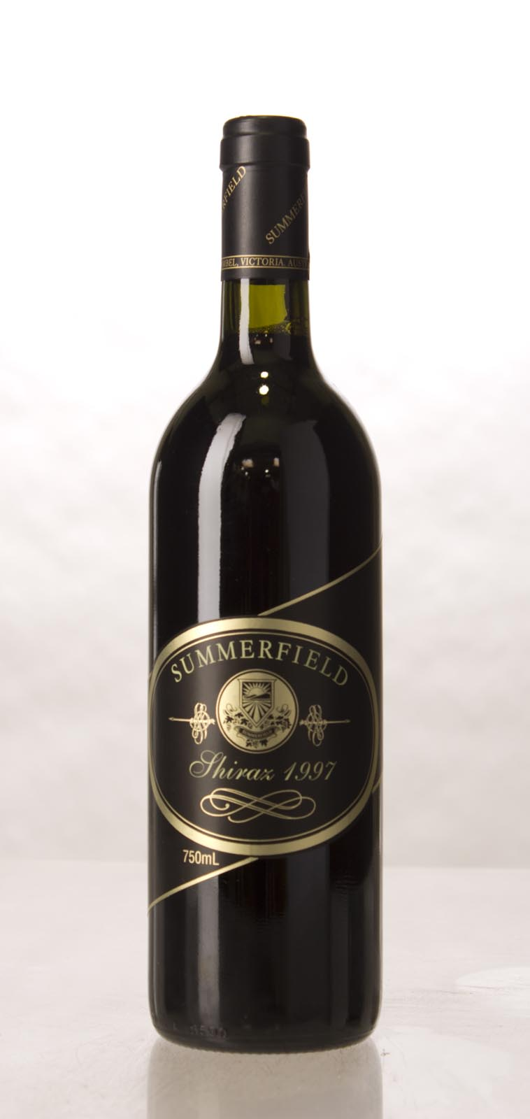 Summerfield Shiraz 1997, 750mL (WA89) from The BPW - Merchants of rare and fine wines.
