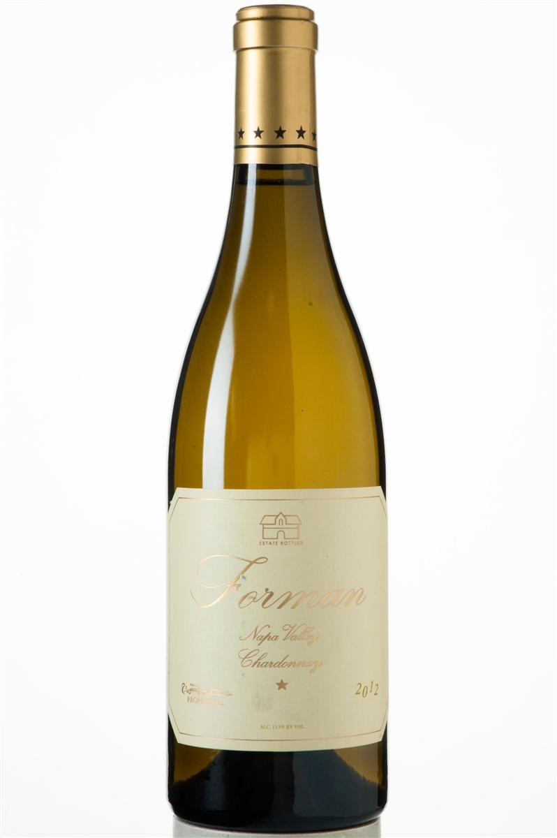 Forman Chardonnay Napa Valley 2016,  (V92) from The BPW - Merchants of rare and fine wines.
