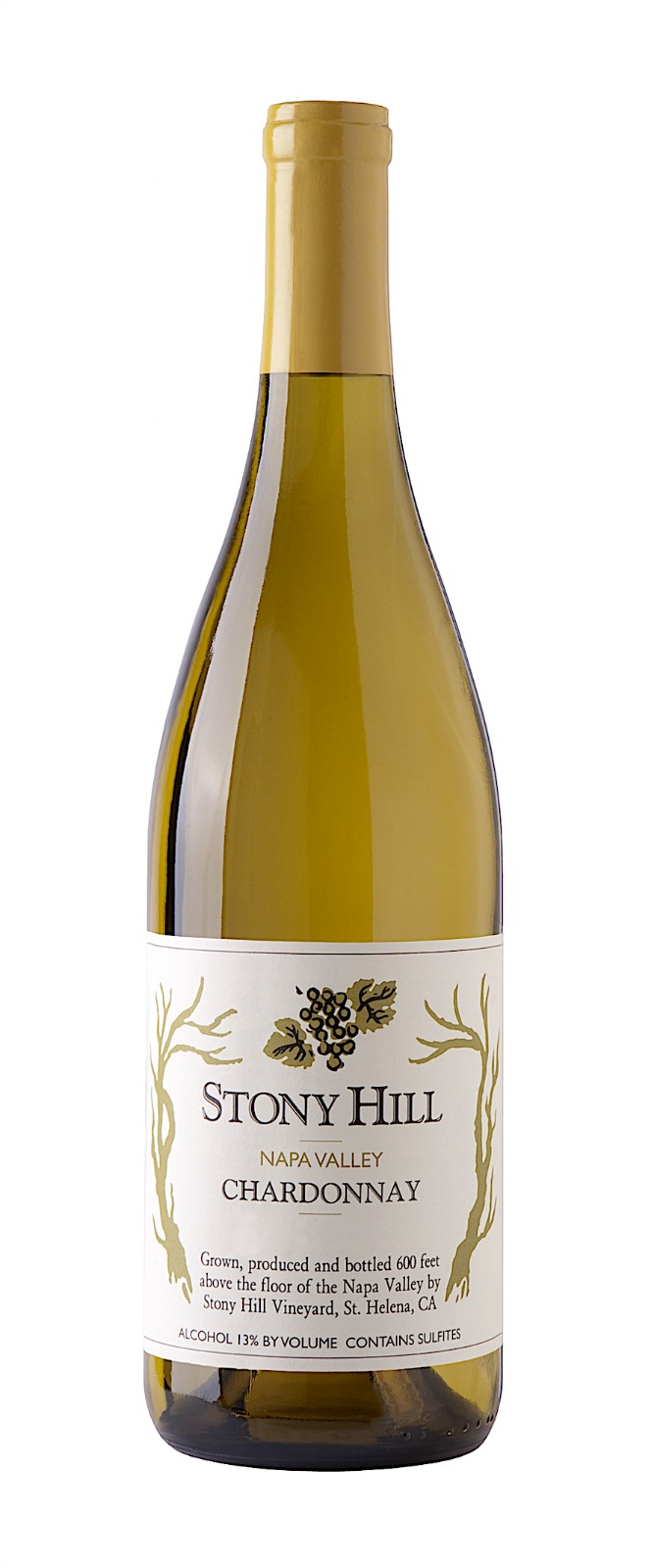 Stony Hill Vineyard Chardonnay Napa Valley 2013,  () from The BPW - Merchants of rare and fine wines.