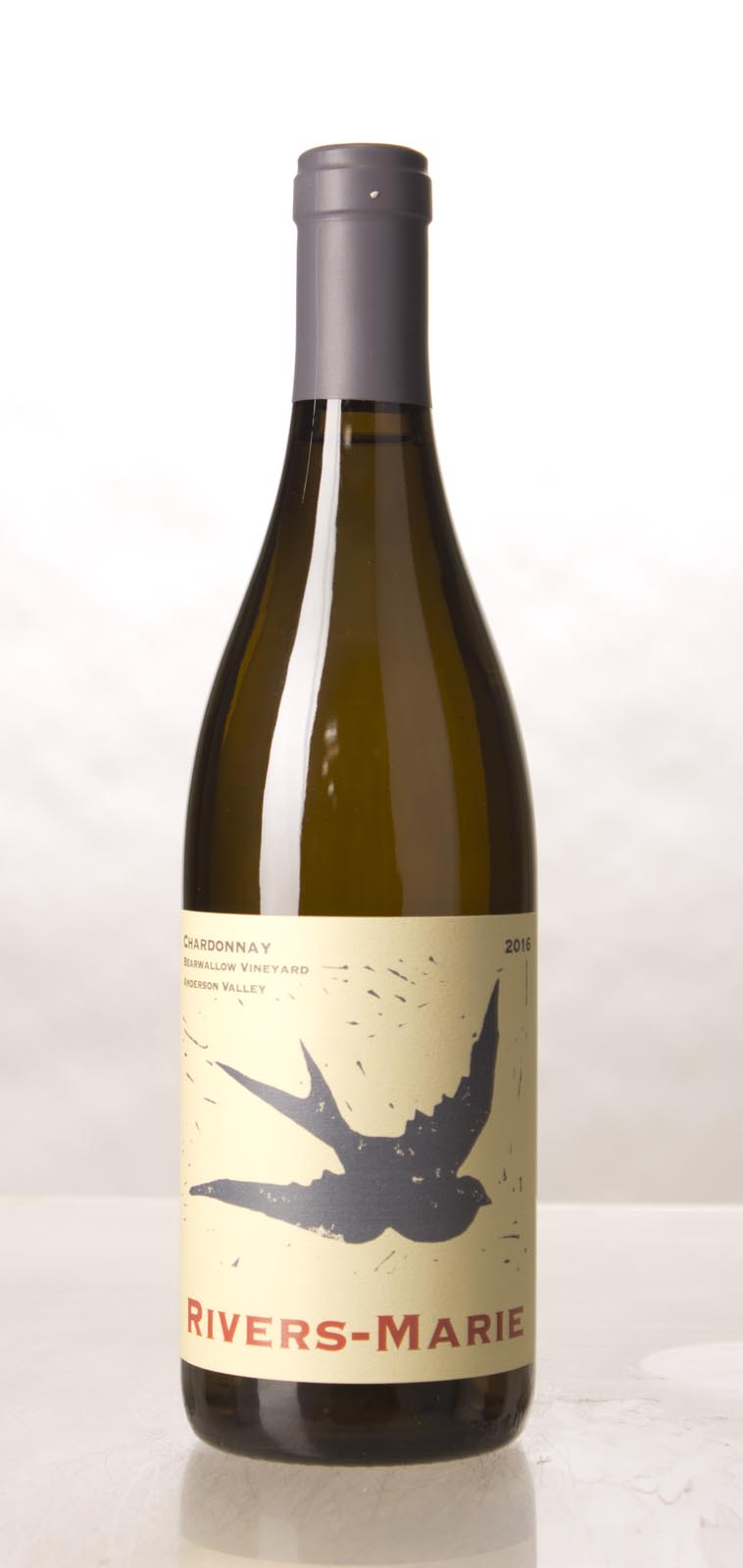 Rivers Marie Chardonnay Bearwallow Vineyard 2016, 750mL (VN93) from The BPW - Merchants of rare and fine wines.