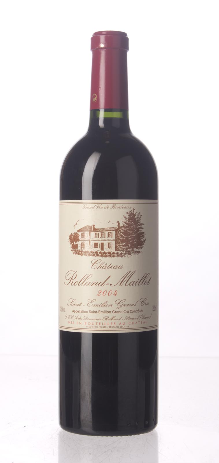 Rolland Maillet 2004, 750mL () from The BPW - Merchants of rare and fine wines.