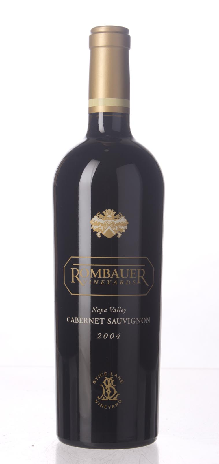 Rombauer Cabernet Sauvignon Stice Lane Vineyard 2004, 750mL () from The BPW - Merchants of rare and fine wines.