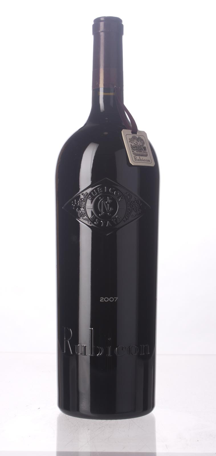 Rubicon Estate Proprietary Red `Rubicon` 2007, 1.5L (WS92) from The BPW - Merchants of rare and fine wines.