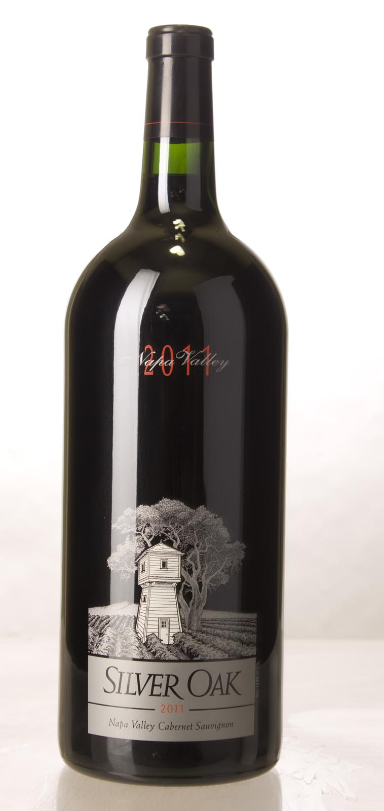 Silver Oak Cabernet Sauvignon Napa Valley 2011, 3L () from The BPW - Merchants of rare and fine wines.