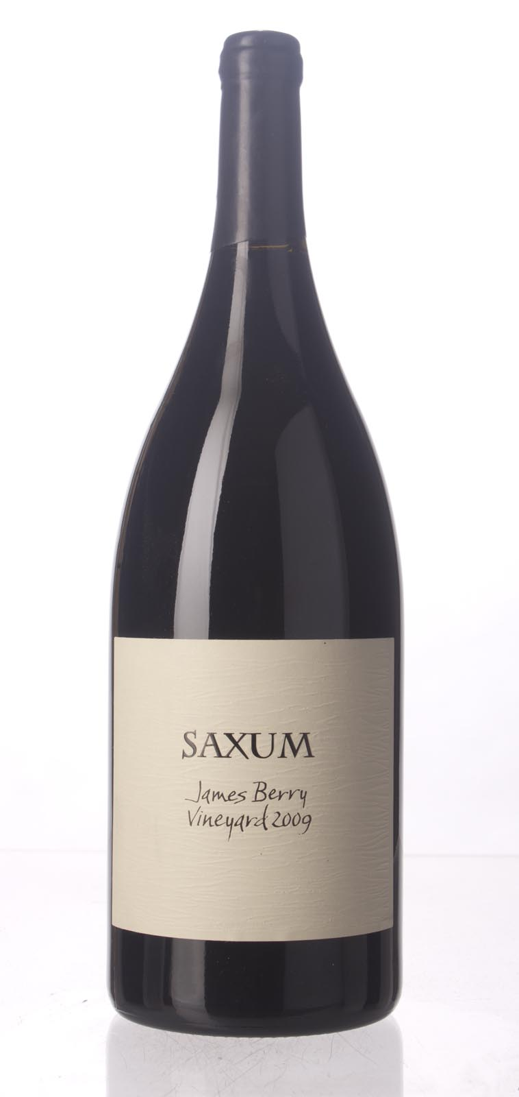 Saxum Proprietary Red James Berry Vineyard 2009, 1.5L (WA98) from The BPW - Merchants of rare and fine wines.