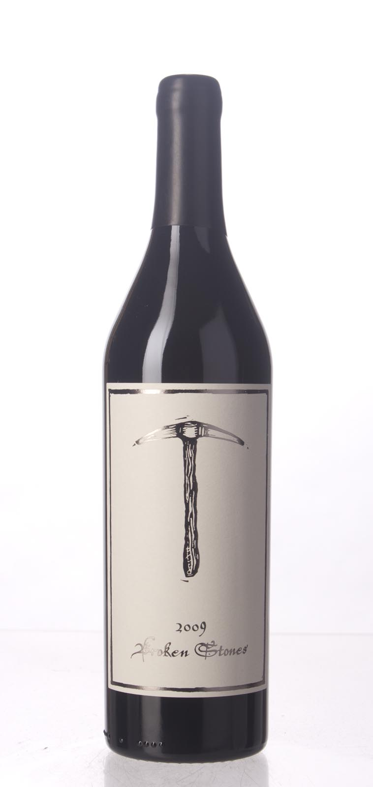 Saxum Syrah Broken Stones 2009, 750mL (WA96, ST94, WS95) from The BPW - Merchants of rare and fine wines.