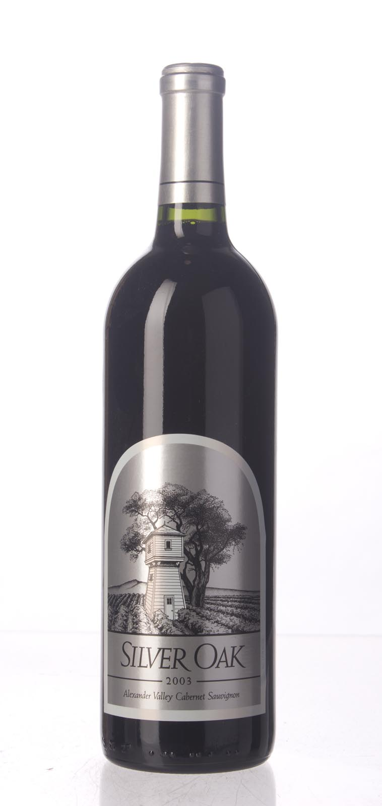 Silver Oak Cabernet Sauvignon Alexander Valley 2003, 750mL () from The BPW - Merchants of rare and fine wines.