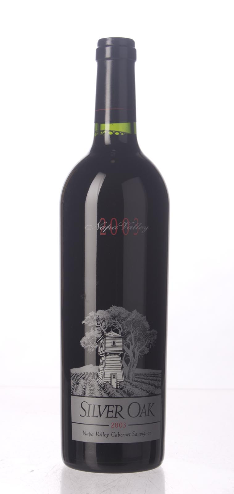 Silver Oak Cabernet Sauvignon Napa Valley 2003, 750mL (WA90-93) from The BPW - Merchants of rare and fine wines.