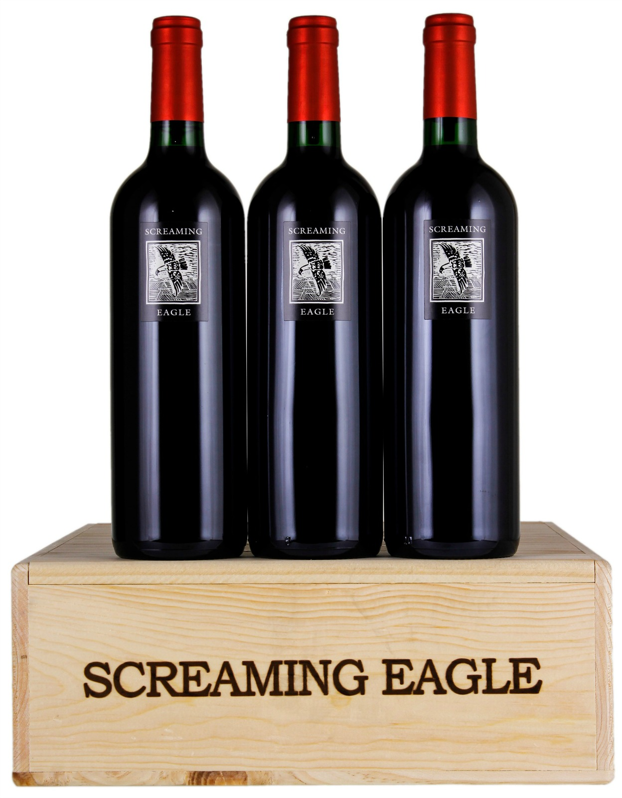 Screaming Eagle Cabernet Sauvignon Oakville 2015,  (WA98-100, VN98) from The BPW - Merchants of rare and fine wines.