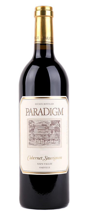 Paradigm Cabernet Sauvignon Oakville Estate 2014, 375ml () from The BPW - Merchants of rare and fine wines.