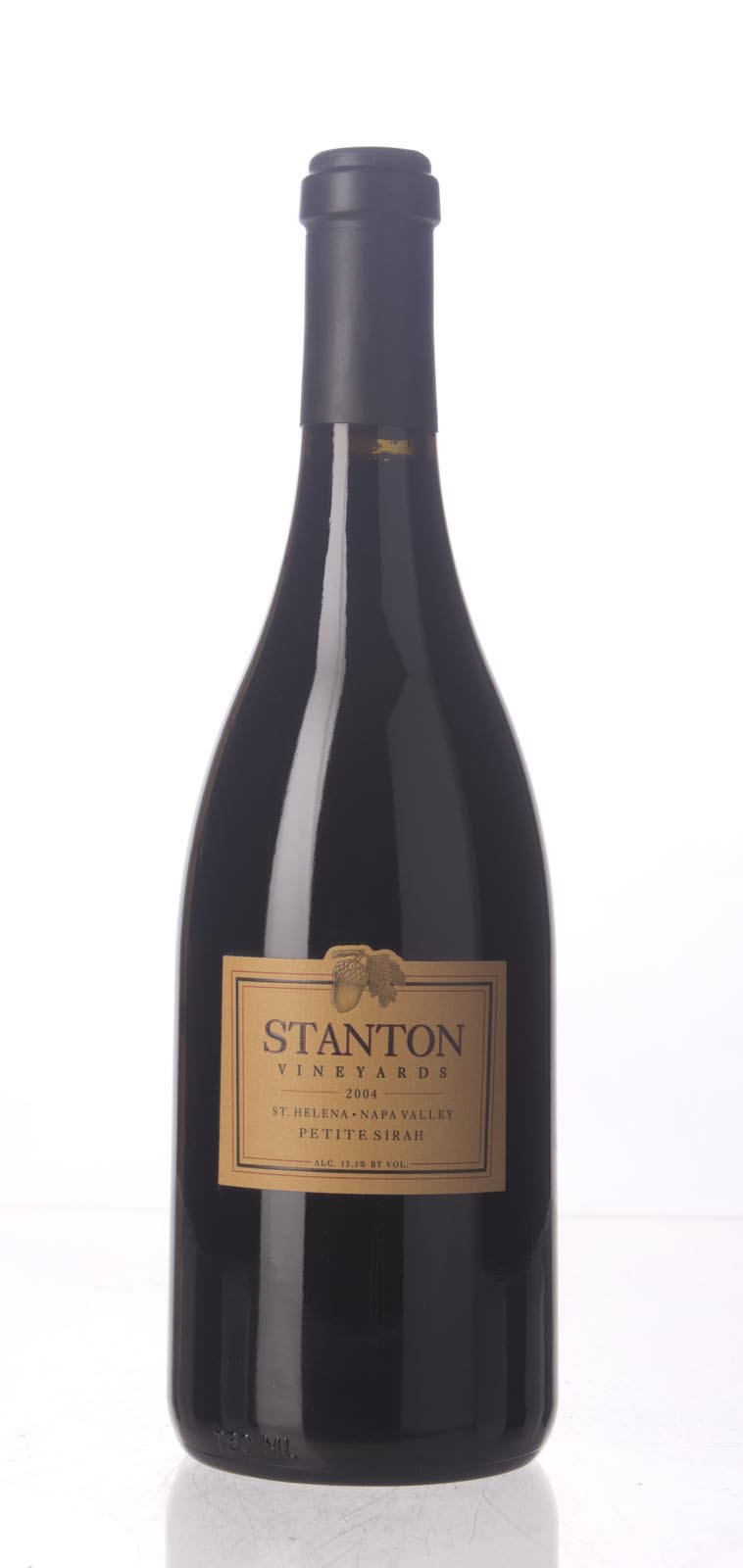 Stanton Vineyards Petite Sirah Saint Helena 2004, 750mL () from The BPW - Merchants of rare and fine wines.