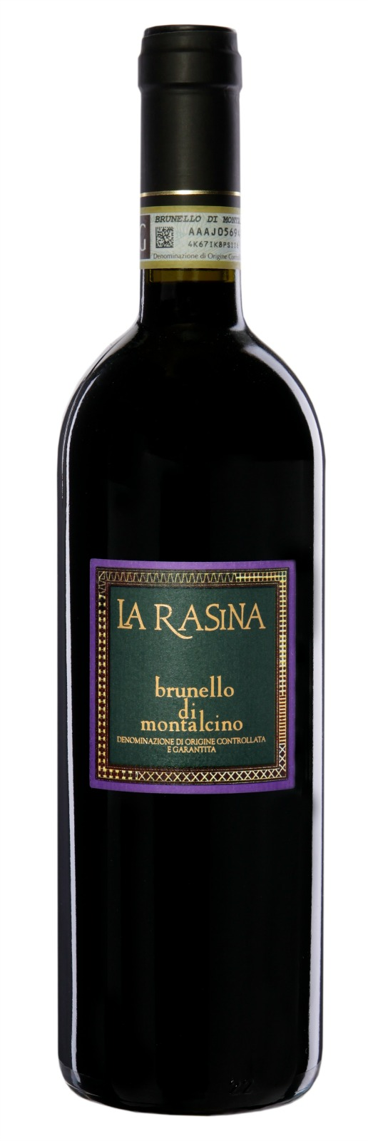 La Rasina Brunello di Montalcino 2013,  (JS96) from The BPW - Merchants of rare and fine wines.