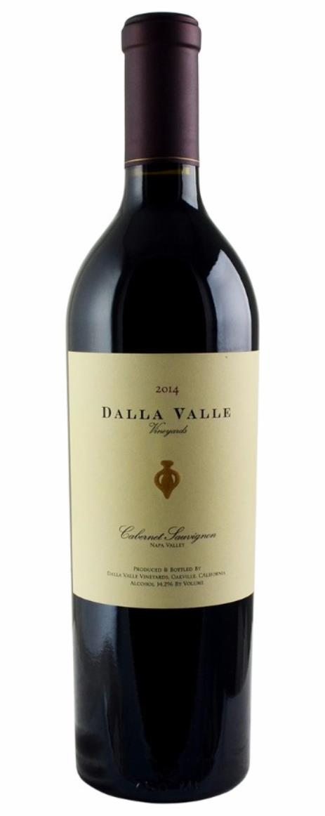 Dalla Valle Cabernet Sauvignon Estate 2014,  (VN95) from The BPW - Merchants of rare and fine wines.