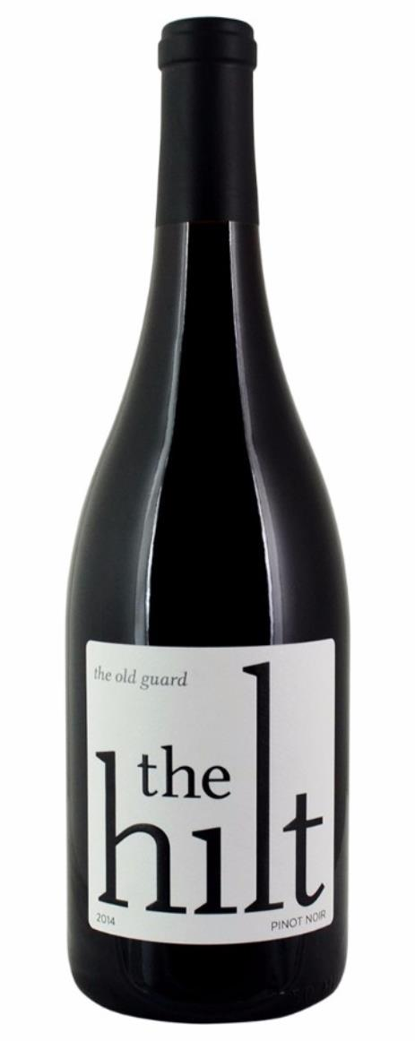 The Hilt Pinot Noir Old Guard 2015, 750ml (V96+) from The BPW - Merchants of rare and fine wines.