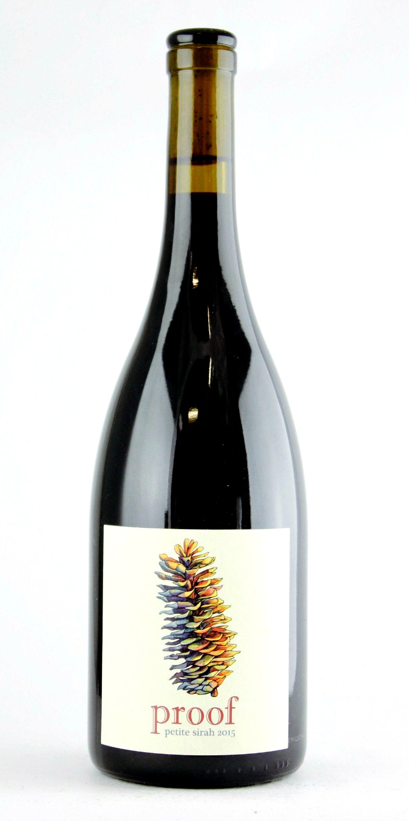 DeSante Petite Sirah Proof Napa Valley 2016,  () from The BPW - Merchants of rare and fine wines.