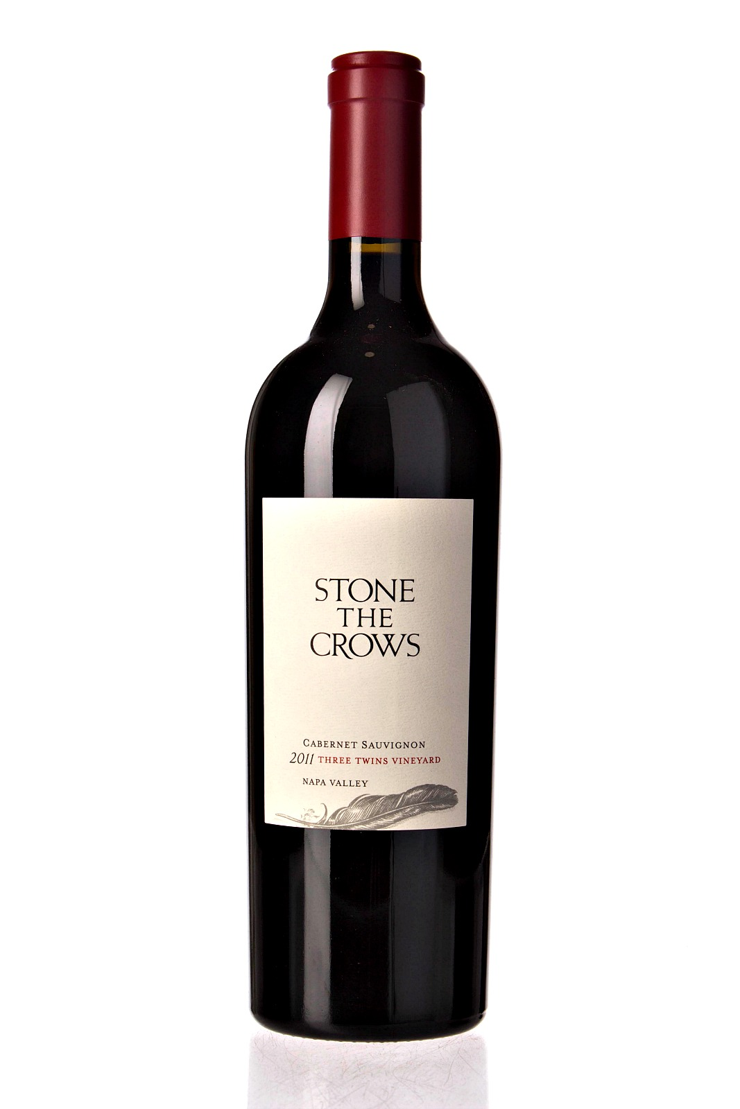 Stone The Crows Cabernet Sauvignon Three Twins Vineyard 375mL 2015,  (WA94, VN95) from The BPW - Merchants of rare and fine wines.