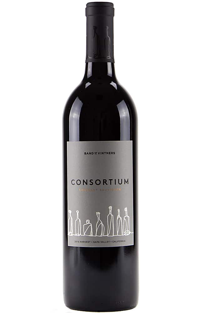 Band of Vintners Cabernet Sauvignon Consortium 2016, 750ml () from The BPW - Merchants of rare and fine wines.
