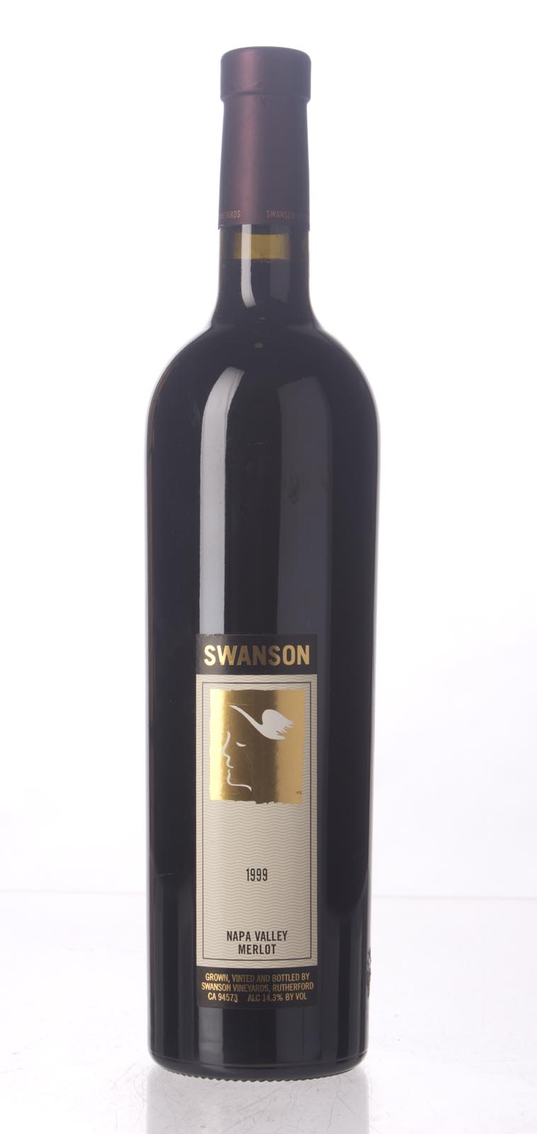Swanson Merlot 1999, 750mL () from The BPW - Merchants of rare and fine wines.