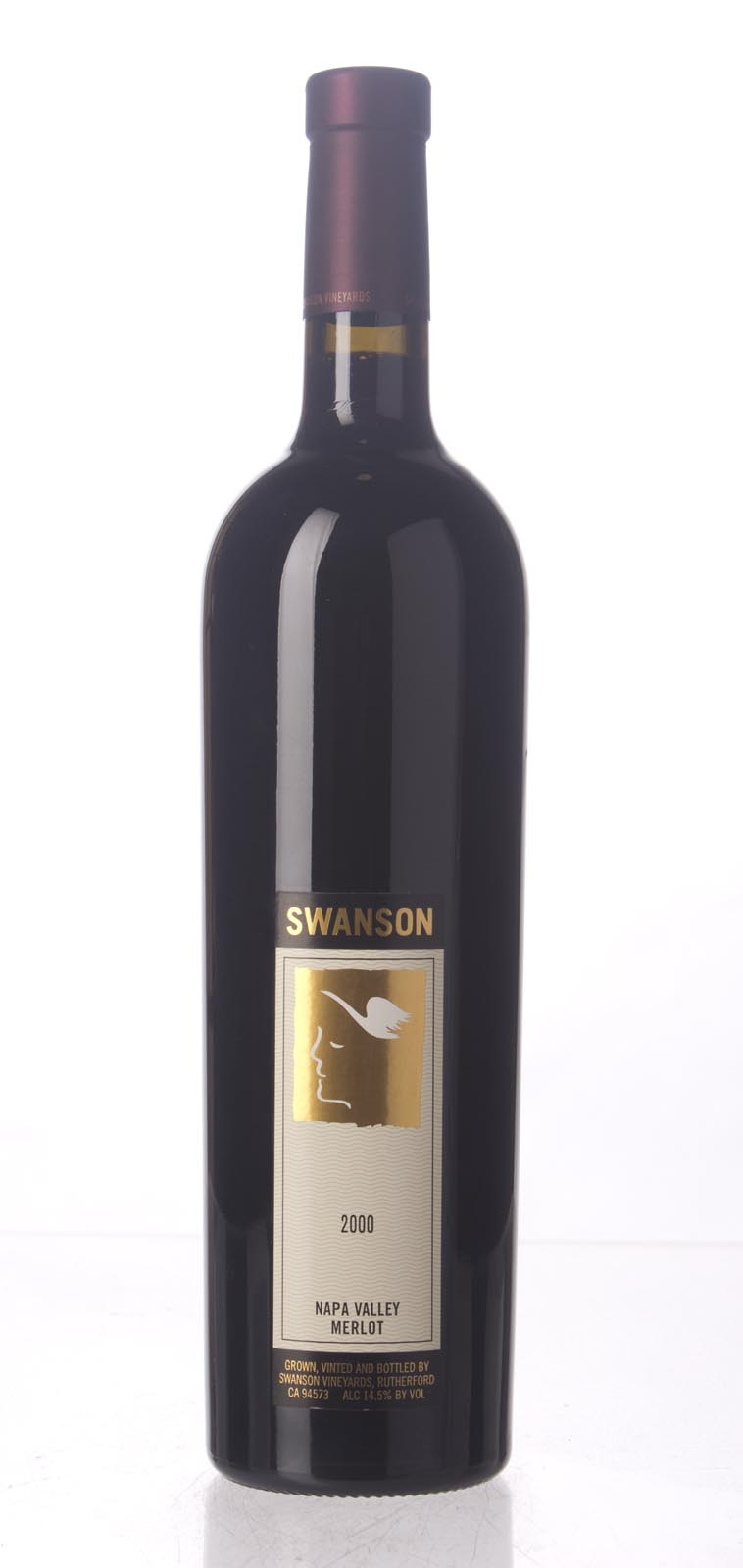 Swanson Merlot 2000, 750mL () from The BPW - Merchants of rare and fine wines.