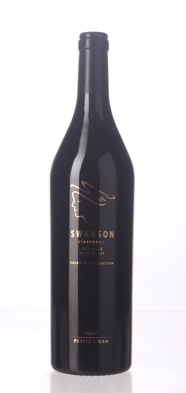 Swanson Petite Sirah Salon Selection 2007, 750mL (WA90) from The BPW - Merchants of rare and fine wines.