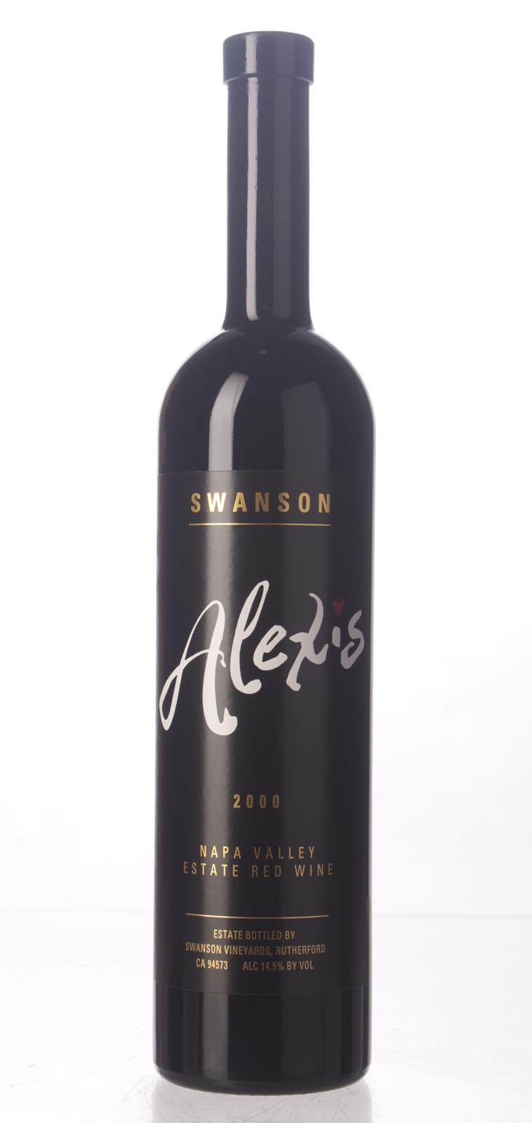 Swanson Proprietary Red Alexis 2000, 750mL () from The BPW - Merchants of rare and fine wines.