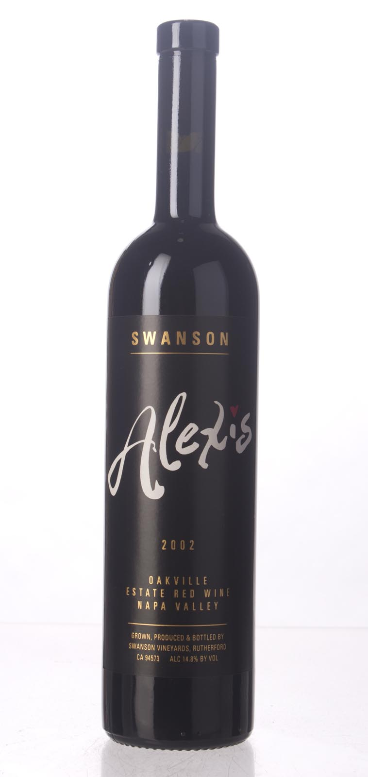 Swanson Proprietary Red Alexis 2002, 750mL () from The BPW - Merchants of rare and fine wines.