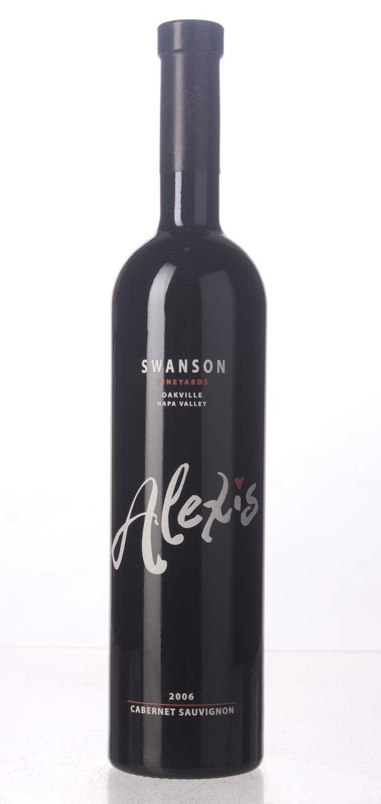 Swanson Proprietary Red Alexis 2006, 750mL () from The BPW - Merchants of rare and fine wines.