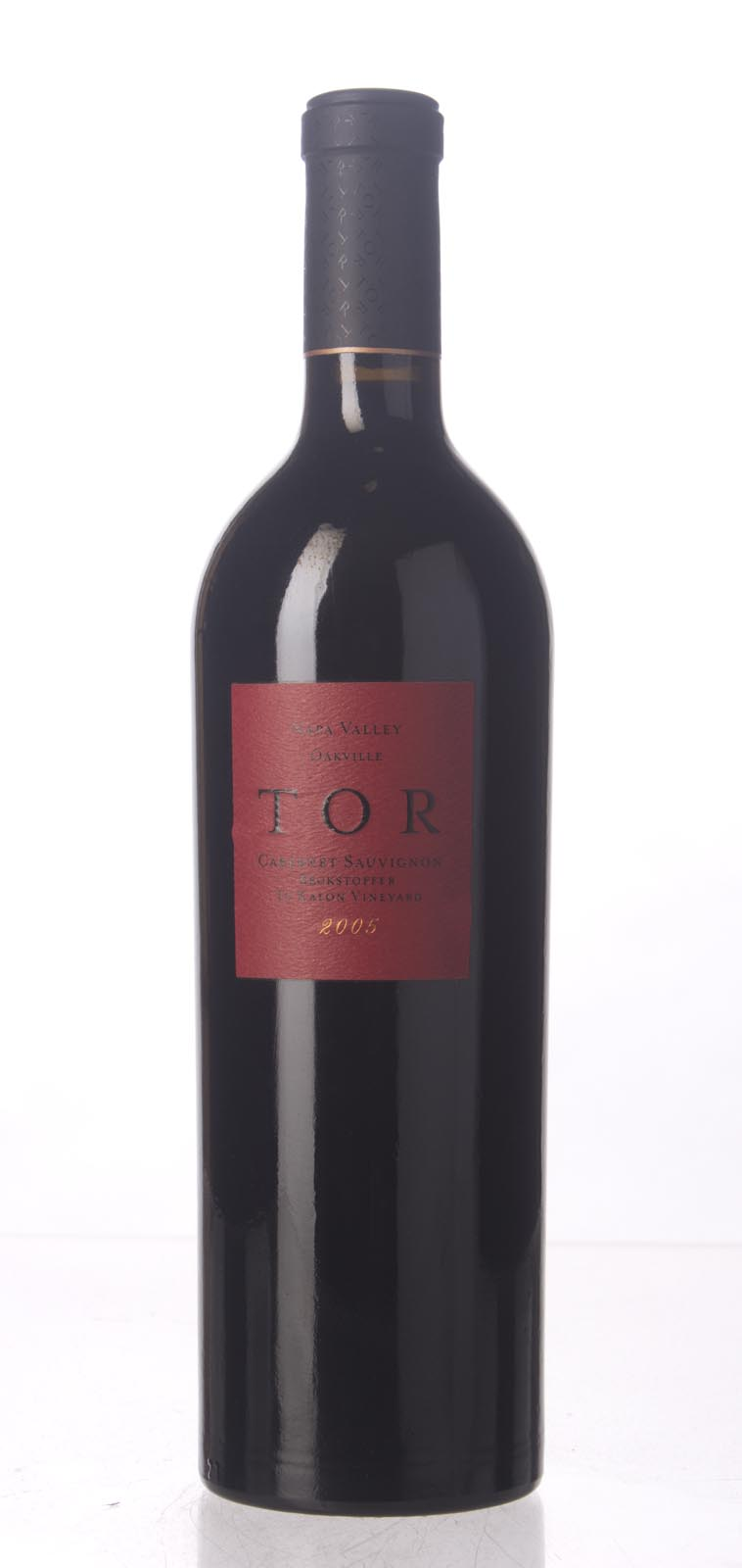 Tor Kenward Family Wines Cabernet Sauvignon Beckstoffer To Kalon 2005, 750mL (WA96) from The BPW - Merchants of rare and fine wines.