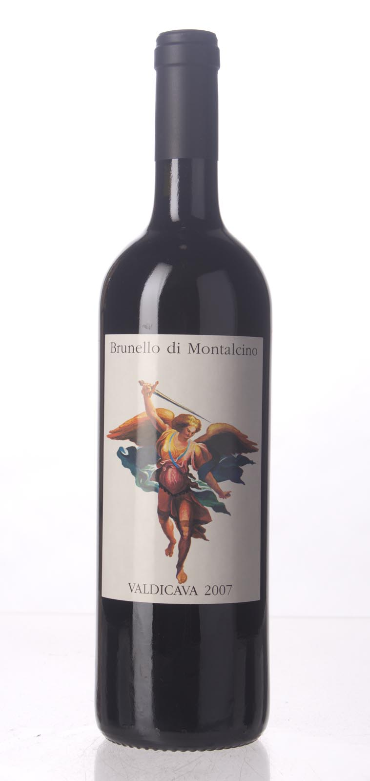 Valdicava Brunello di Montalcino 2007, 750mL (JS98) from The BPW - Merchants of rare and fine wines.