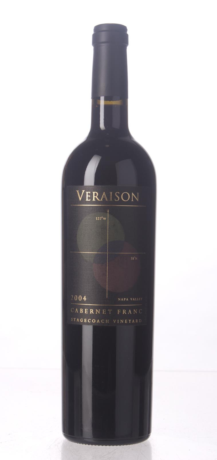 Veraison Cabernet Franc Stagecoach Vineyards 2004, 750mL () from The BPW - Merchants of rare and fine wines.
