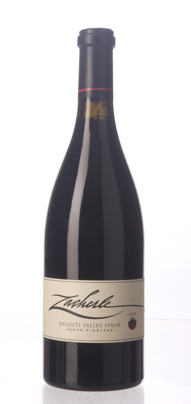 Zacherle Syrah Lawer Vineyard 2004, 750mL () from The BPW - Merchants of rare and fine wines.