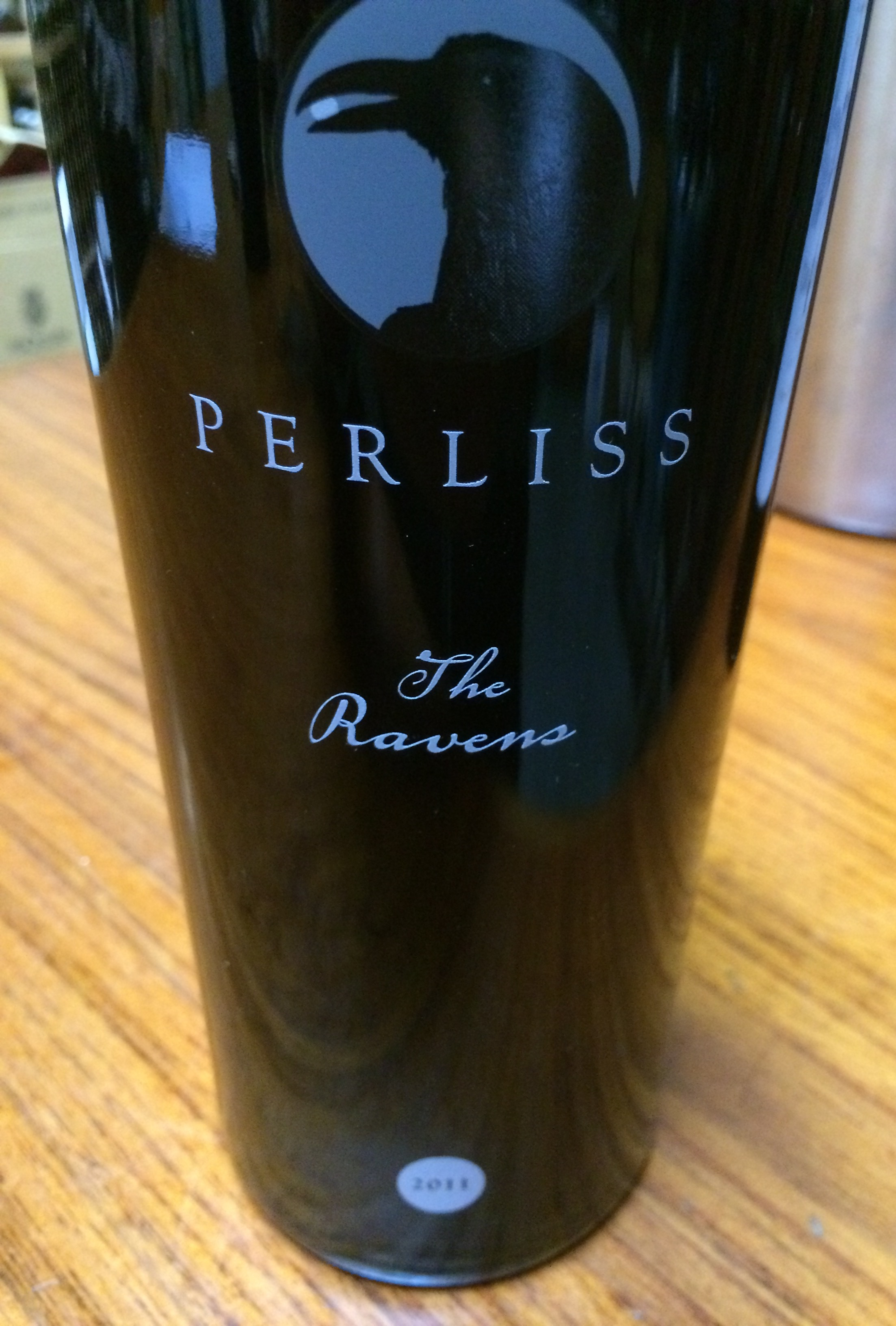 Perliss Estate The Ravens Cabernet Sauvignon Napa Valley 2012,  () from The BPW - Merchants of rare and fine wines.