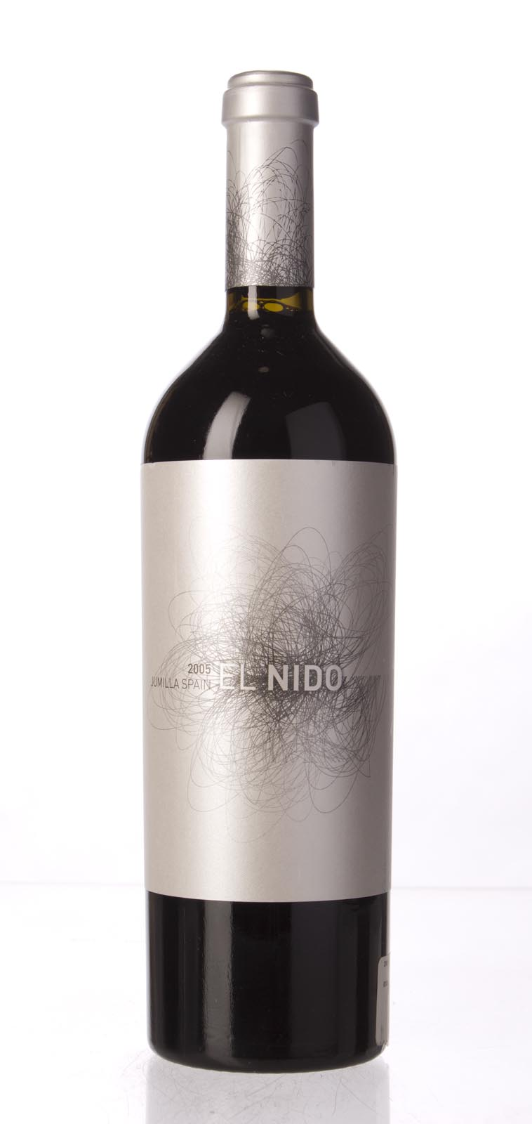 Bodegas El Nido `El Nido` 2005, 750mL (WA98) from The BPW - Merchants of rare and fine wines.