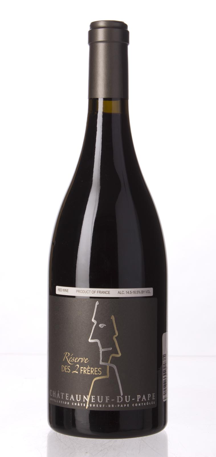 Pierre Usseglio Chateauneuf du Pape Reserve des Deux Freres 2007, 750mL (WA100) from The BPW - Merchants of rare and fine wines.
