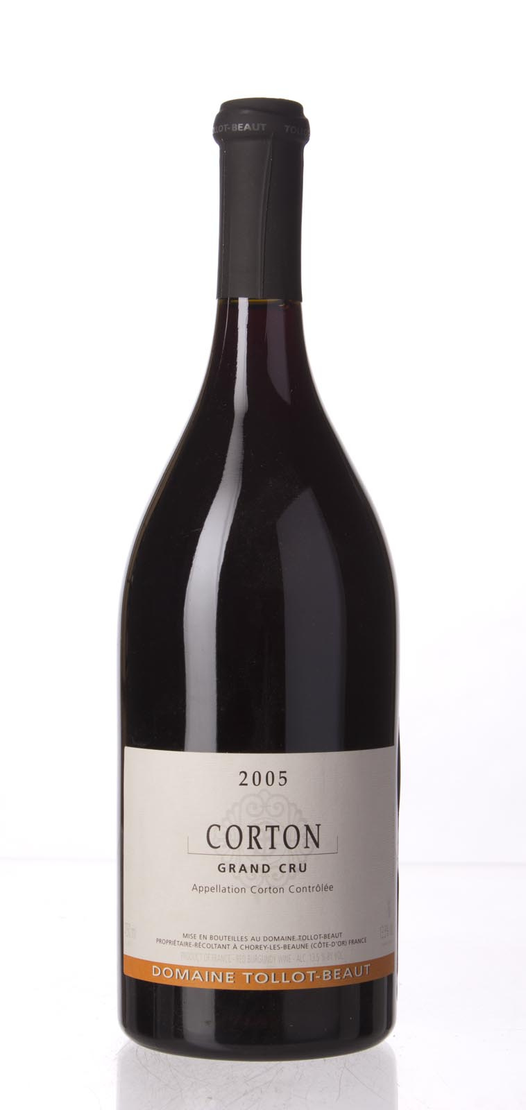 Tollot Beaut et Fils Corton 2005, 750mL (BH92) from The BPW - Merchants of rare and fine wines.