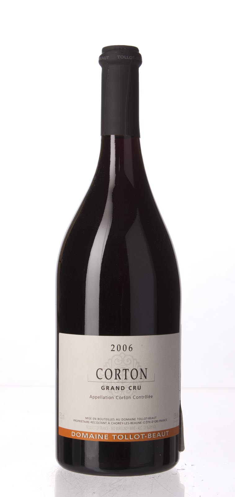 Tollot Beaut et Fils Corton 2006, 750mL (BH92) from The BPW - Merchants of rare and fine wines.