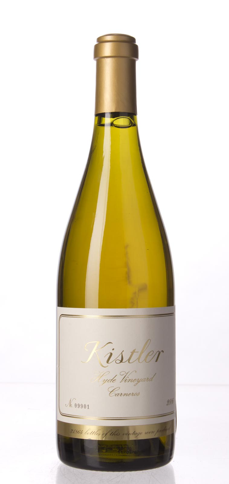 Kistler Chardonnay Hyde Vineyard 2006, 750mL (WA93-95, ST94) from The BPW - Merchants of rare and fine wines.