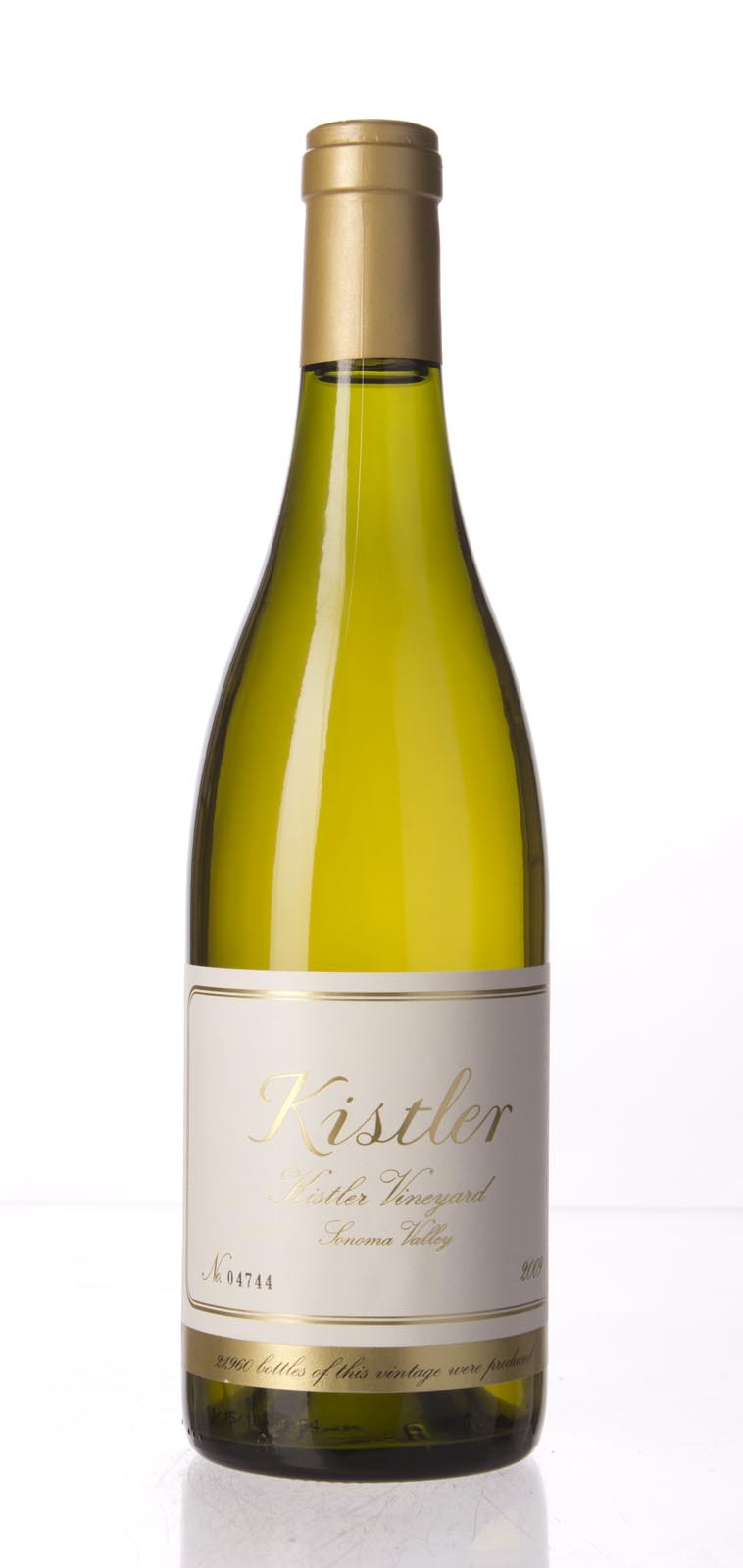Kistler Chardonnay Kistler Vineyard 2009, 750mL (WA96-98, ST95) from The BPW - Merchants of rare and fine wines.