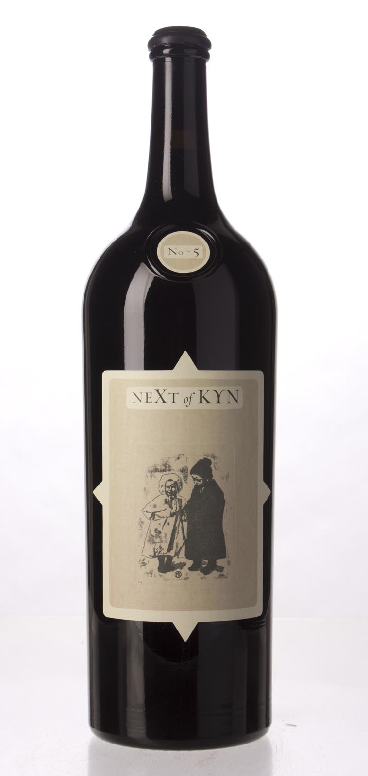 Next Of Kyn Syrah Cumulus Vineyard 2011, 1.5L (WA97, V97) from The BPW - Merchants of rare and fine wines.