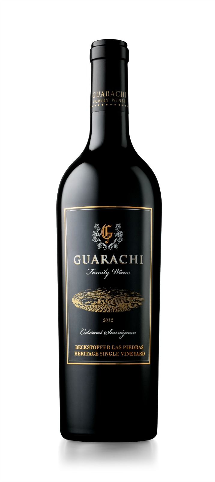 Guarachi Cabernet Sauvignon Beckstoffer Las Piedras Vineyard 2012,  (WA96) from The BPW - Merchants of rare and fine wines.