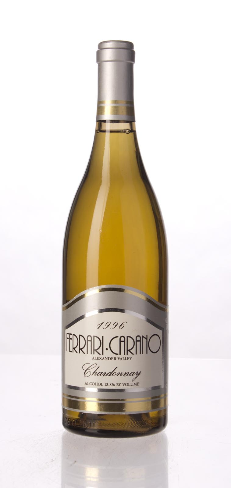 fine wines ferrari carano chardonnay alexander valley 1996 750ml. Cars Review. Best American Auto & Cars Review