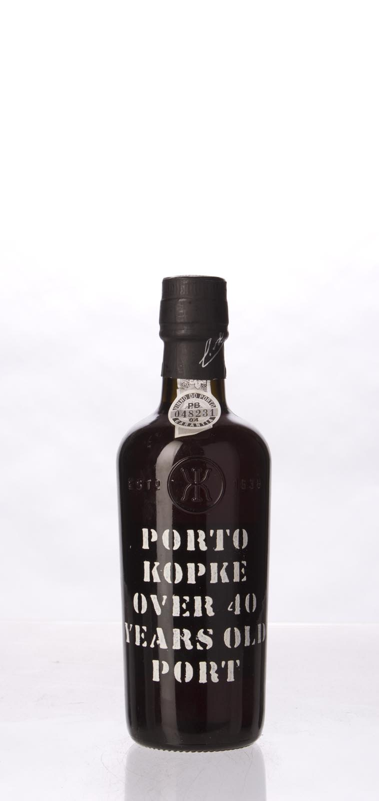 Kopke 40 Year Old Tawny Port N.V., 375ml (RH93) from The BPW - Merchants of rare and fine wines.
